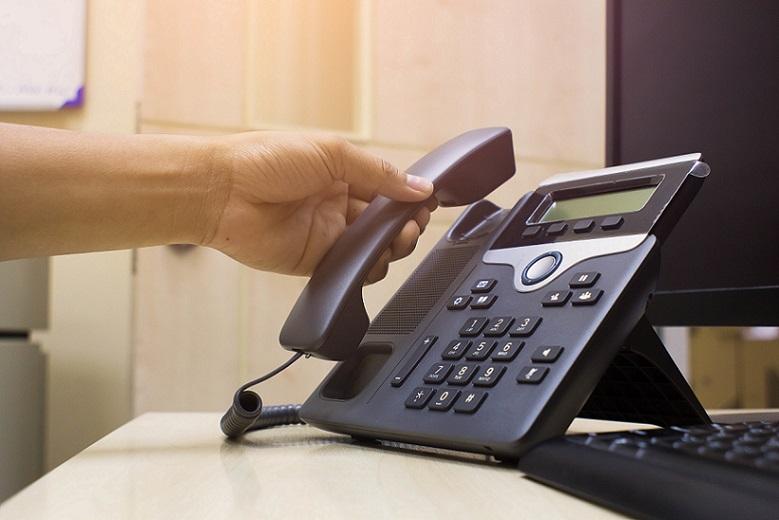 PBXで内線電話ができる仕組み