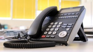 PBXの外線電話の仕組み